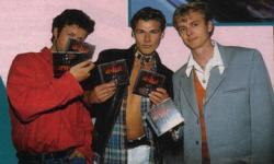a-ha in Monte Carlo - Photo from Poprocky