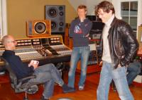 a-ha back in the studio - copyright a-ha.com