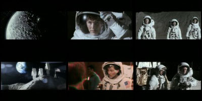 Minor Earth Major Sky video strip