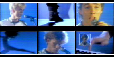 Take On Me - First Release video strip